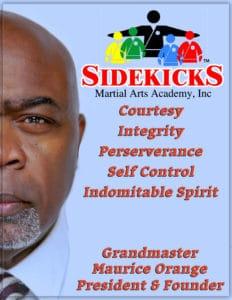 Sidekicks Tenets Integrity
